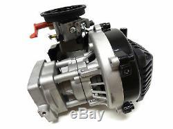 1/5 King Motor REV 30.5cc 2-Stroke Gas Petrol Engine Fit HPI Baja LOSI RedCaT FG