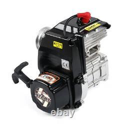 1/5 Rovan LT 71cc Engine 4-Bolt Motor Gas 2-Stroke Fits LOSI 5IVE-T KM X2 ROFUN