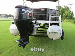 1 Owner Great Service History New 2022 Trailer 70hp Suzuki 4 Stroke Engine