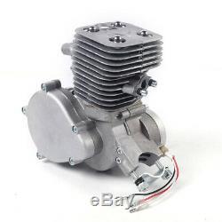 100CC 2-Stroke Petrol Gas Motor Bicycle Engine Motor Kit For Motorized Bike USA