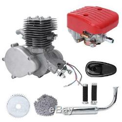 100CC Motorbike Bicycle Engine Kit 2 Stroke Gas Motorized Bike Motor DIY Set
