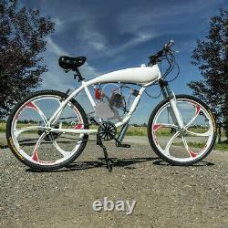 100cc Full Set Bicycle Motorized 2 Stroke Bike Petrol Gas Motor Engine Kit Set