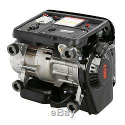 1200W Portable 2Stroke Gasoline Engine Generator Home Energy Supply Electric Gas