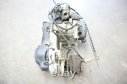 150cc 4 Stroke Gy6 Engine Motor Moped Gas Scooter Reverse