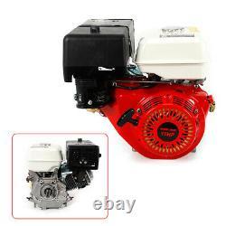 15HP 4 Stroke Gas Engine Go Kart Motor Recoil Start OHV Single Cylinder 420CC