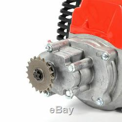 2-STROKE PULL START ENGINE MOTOR Quality 49CC FOR POCKET MINI BIKE GAS SCOOTER