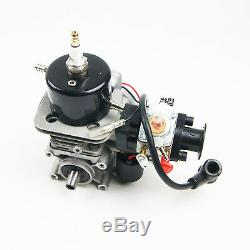 2-Stroke 26cc RC Marine Gas Engine for Boat Compatible with ZENOAH