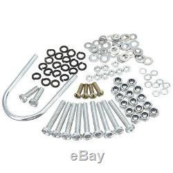 2-Stroke Engine Motor Kit Sets Chain Grips Petrol Parts Gas Motorized Bicycle US