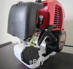 2-stroke TU43 Petrol Engine Lawn Mower Engine Lawn Mower 43cc Brush Cutter Gas