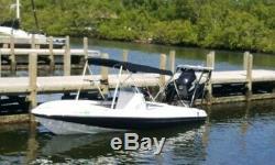 2007 18 Carrera Sport Fishing boat / Suzuki 150 4stroke engine