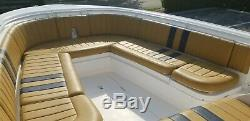 2012 Intrepid 327 Open Center Console Boat With Twin Yamaha 350 4 Stroke Engines