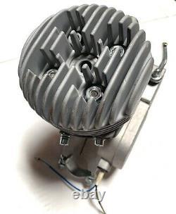 2021 BGF 80cc RACING replacement engine 8mm 2-stroke gas motor bike