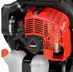 211 MPH 1071 CFM 79.9 cc 2 Stroke Gas Engine Backpack Blower with Tube Mounted