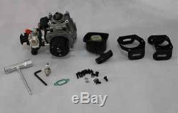 29CC 2-Stroke 4 bolt Engine fit 1/5 Gas Marine Boat ZENOAH G290 PUM