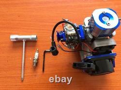 29cc 2 Stroke Petrol Marine Gas Engine for Racing Boat VS ZENOAH G290PUM