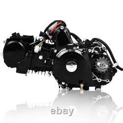 4-Stroke 125CC Bicycle Motorized Gas Petrol Engine Motor Kit Chain Scooter ATV