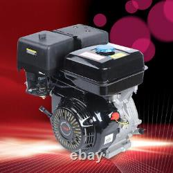4 Stroke 15HP 420CC Gas Motor Engine OHV Gasoline Motor Recoil Pull Air Cooling