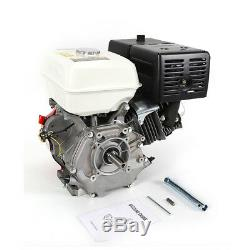 4 Stroke 15HP Gas Motor Engine 420CC With Oil Alarm Iron Camshaft Gasoline Motor