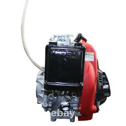 4 Stroke 49CC Gas Petrol DIY Motorized Bicycle Bike Engine Motor Kit bigtop
