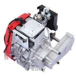 4-Stroke 49CC Gas Petrol Motorized Bike Bicycle Engine Motor DIY Kit Scooter