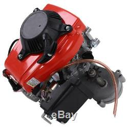 4-Stroke 49cc Gas Petrol Engine Motor Kit for Motorized Bike Bicycle Scooter NEW