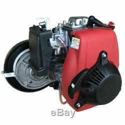 4-Stroke 53CC GAS PETROL MOTORIZED BICYCLE BIKE ENGINE MOTOR KIT With Belt Gear