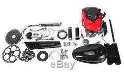 4 Stroke Cycle Motor Kit Motorized Bike Petrol Gas Bicycle Engine Quality 49cc