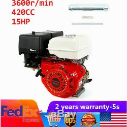 4 Stroke Industry Replacement Motor 15 HP Gas Motor OHV Engine With Oil Alarm