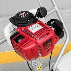 4-Stroke Vibrating Screed Finisher Gas Engine Honda GX35 Concrete (Motor Only)