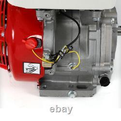 420CC Engine 15HP 4Stroke OHV Horizontal Gas Engine Go Kart Motor f/ Garden USA