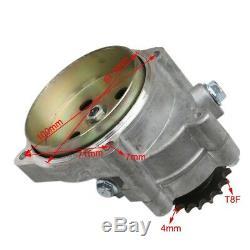 47cc 49cc 50cc Engine Motor Chain Gear Box Grip 2 Stroke Pocket Bike Gas Scooter
