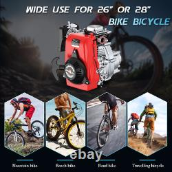 49CC 4-Stroke Bicycle Bike Engine Motor Kit Gas Petrol DIY Motorized Scooter ATV