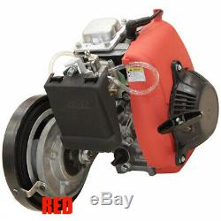 49CC 4-Stroke Gas Petrol Motorized Bicycle Bike Engine Motor Scooter Reliable