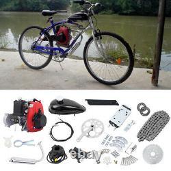 49CC 4-Stroke Gas Petrol Motorized Bike Bicycle DIY Engine Motor Kit Scooter