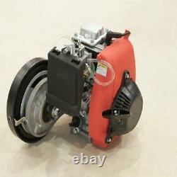 49cc 4-Stroke 142F GAS MOTORIZED Bike Engine BICYCLE MOTOR KIT Chain Drive New