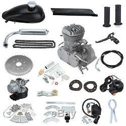 49cc 50cc 2 Stroke Bicycle Petrol Gas Motorized Engine Motor Kit Bike Bicycle