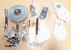 49cc / 66 / 80cc bike gas engine motor parts 2-stroke jackshaft