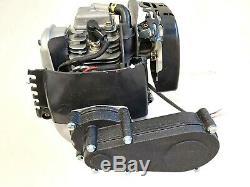 49cc Engine Motor 4 Stroke Pocket Bike Gas Scooter Pull Start En09s3