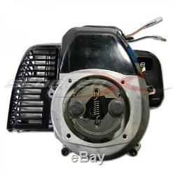 49cc Motor Gas Petrol 2 Stroke Cycle Engine Skateboard Pocket Bike Mini Chopper