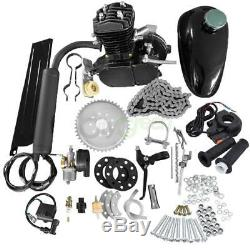 50cc 2 Stroke 26 & 28 Bicycle Motorized Cycle Gas Engine Motor Kit