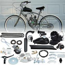 50cc 2 Stroke Cycle Motor Kit Motorized Bike Petrol Gas Bicycle Engine kit