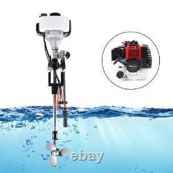 52CC 2.3 HP 2-stroke Gas Powered Outboard Motor Boat Engine Petrol Engine Sale