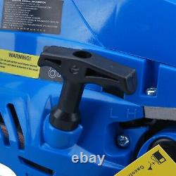 57cc 22in Gasoline Chainsaw, single cylinder, 2 stroke engine, Refurbished