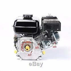 7HP 4-Stroke 210cc Engine Motor Petrol 170F 168F Pull Start Air-cooled