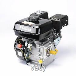 7HP 4-Stroke 210cc Gas OHV Engine Motor Petrol 170F 168F Pull Start Air-cooled