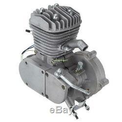 80CC 2-STROKE CYCLE GAS MOTORIZED BICYCLE KIT BIKE PETROL ENGINE Motor Mount