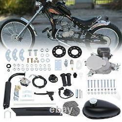 80CC 2 Stroke Gas Petrol Motorized Bike Bicycle DIY Engine Motor Kit Scooter