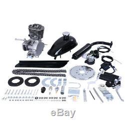 80CC 2-Stroke Petrol Gas Motor Bicycle Engine Motor Kit For Motorized Bike Hot