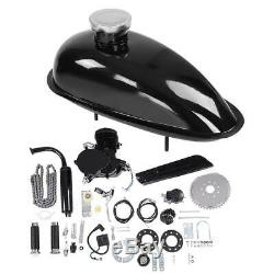 80CC Bike Engine Kit 2 Stroke Gas Motorized Bicycle Motor DIY Set with Tools NEW
