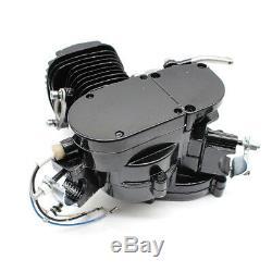 80cc 2-Stroke Bike Bicycle Motorized Petrol Gas Motor Engine Kit Single Cylinder